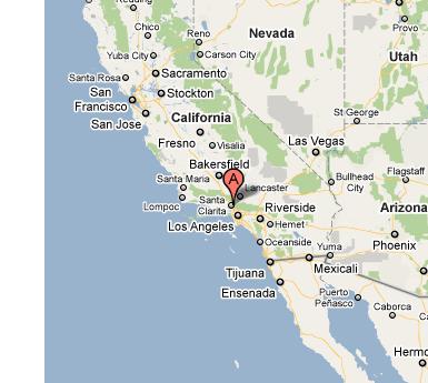 California Map Santa Clarita.Pacificus Real Estate Group